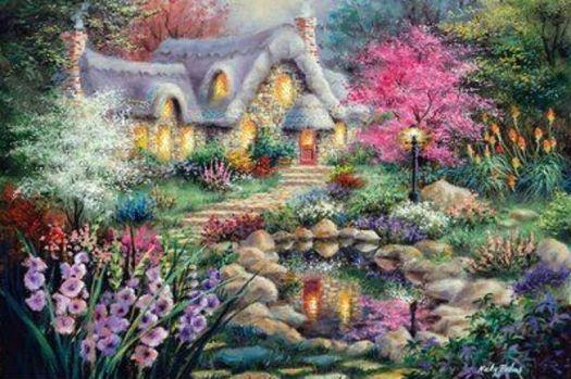 Cottage Pond