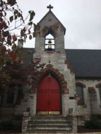 Episcopal church Chambersburg PA-2