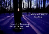 Happy Winter Solstice!