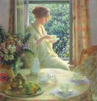 Tea at the Window