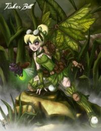twisted tinkerbell