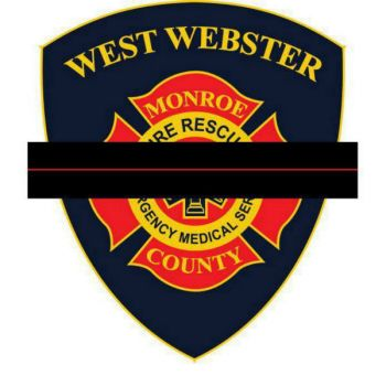 West Webster for the fallen firefighters