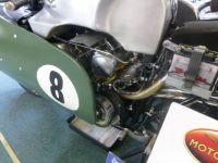 Moto Guzzi engine detail