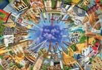 World Landmarks - 360 Degrees