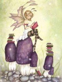 Bookworm Fairy