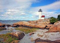 Annisquam Lighthouse Massachusetts