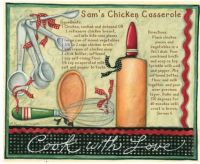 Sam's Chicken Casserole