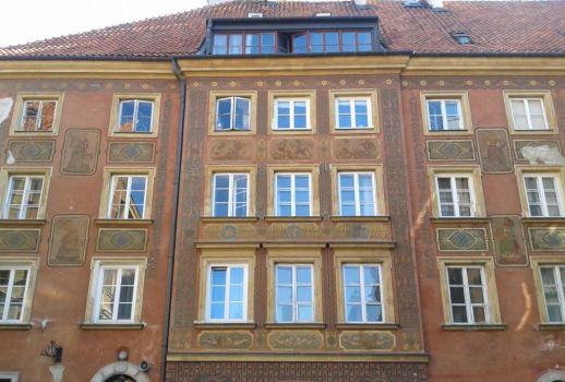 Old Town, Warsaw 1