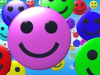 Happy Face Candy
