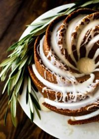Gingerbread Bundt