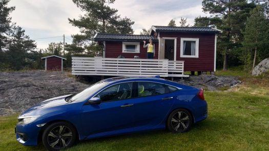 Honda in Norway