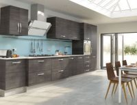 Arbury grey kitchen