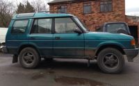 1998 Land Rover Discovery GS