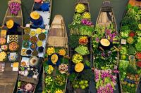 Floating Market ~ Thailand