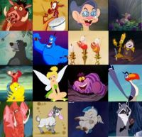 Disney Sidekicks