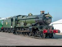 GWR 5051 'Earl Bathurst'