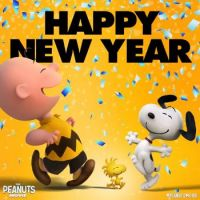 Peanuts : Happy New Year