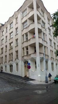 Prague Cubism 6