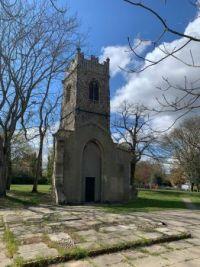 Church Ruins in the sunshine