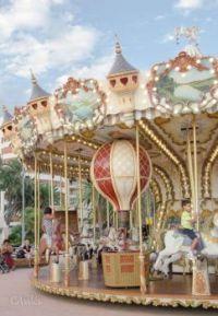 """Themes """"Fairs, Fun times""""  - Carousel"""
