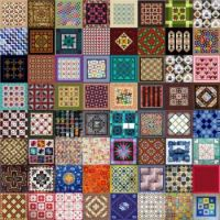 Patchwork Quilts (Small)