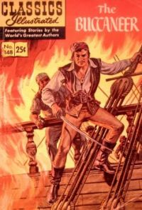 Classics Illustrated 148