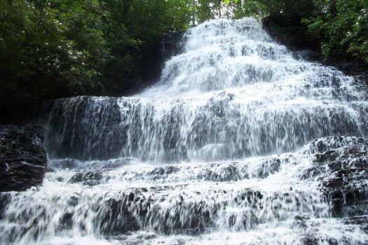 Waterfall Near Chattanooga, TN