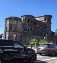 19 09 19 Roman City Gate_Trier_Germany_Edit