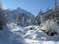 Irresistible wintertale landscapes - Pišnica valley, Slovenia