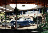 1950 Buick Roadmaster - Tacoma's Mueller Harkins Buick dealership.
