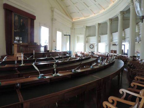 House of Represenatives - Il.  Old Capitol