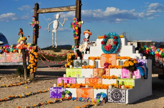 Day of the Dead, Terlingua, TX