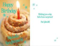 Happy Birthday Michelle (brightspark)