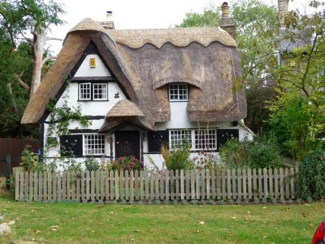 Cottage, England