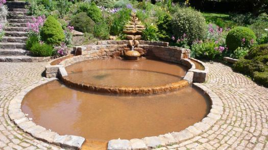 Chalice Well Gardens Glastonbury