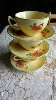 My Grandmother's Teacups
