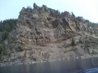 Crater Lake Cliff