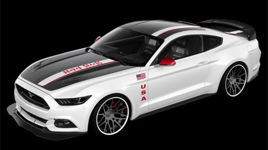 2015 Ford Apollo Edition Mustang