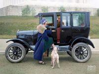 1920 - Ford Model T 4 Door Sedan