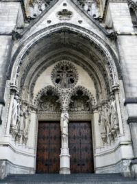 Church of St John the Divine, New York