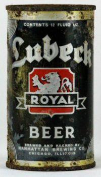 Lubek Beer - Lilek #502
