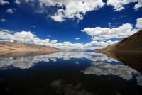 Tso Kiagar Lake, Ladakh