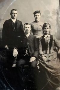 Tintype, Unknown Subjects