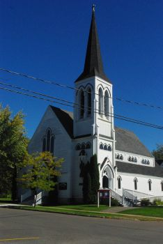 New Brunswick church
