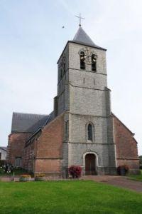 Kerk Hoevenen-Stabroek. B