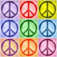 peace, large