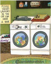 Please, Insert Laundry