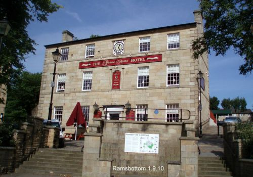 Hotel in Ramsbottom, UK