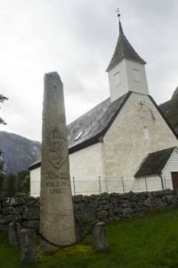 Norway 12-09-2017 Eidfjord memorial to independance 01
