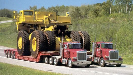 Big Load - photog unknown